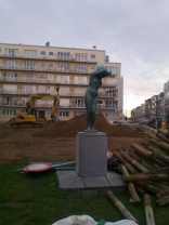 'Les statues meurent aussi?' (The remaking of place Petite Suisse)
