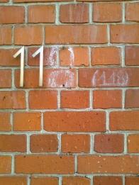 Chalk does it.